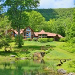 Yu Chi Pond - Home in the Berkshires