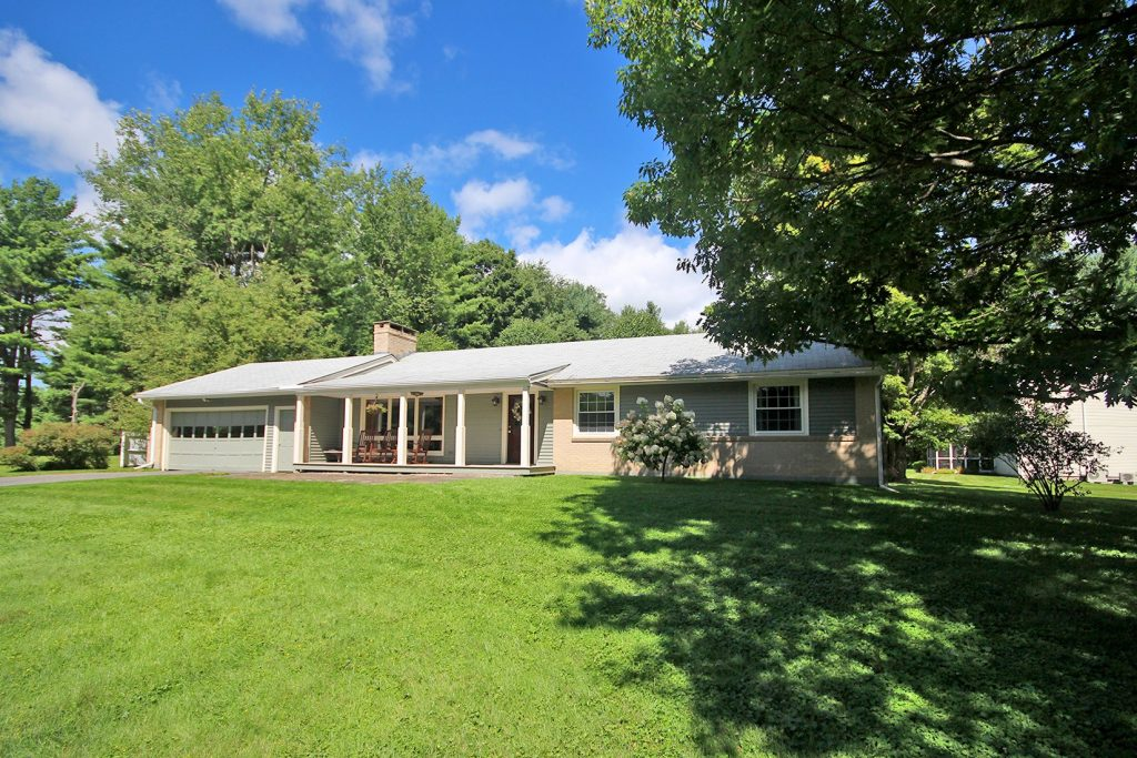 Classic Mid-Century in Lenox - Berkshire Real Estate